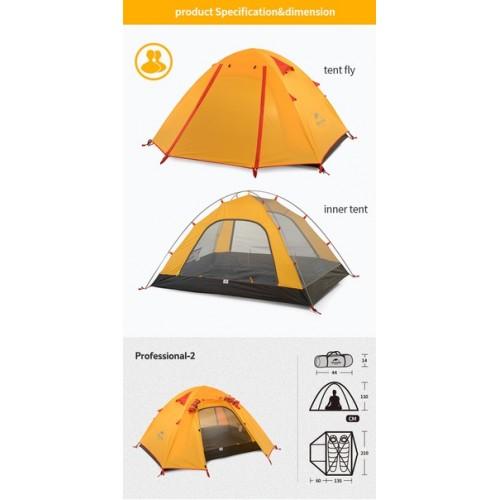 Палатка Naturehike 2ух местная от 250 сом / сутки
