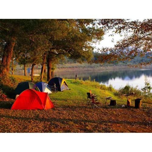 Как установить палатку?